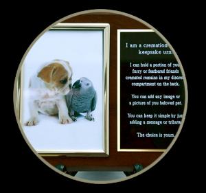 Pet Cremation Plaques