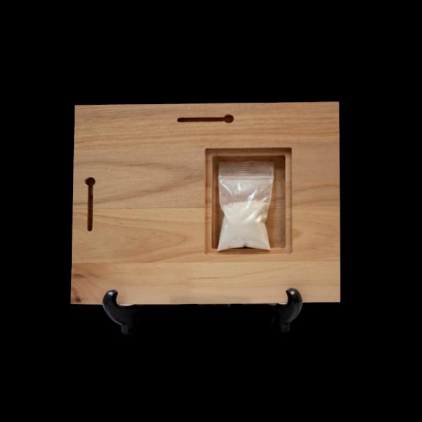 Cremation Keepsake Plaque